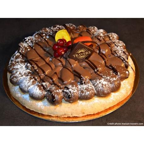 Macaronade chocolat