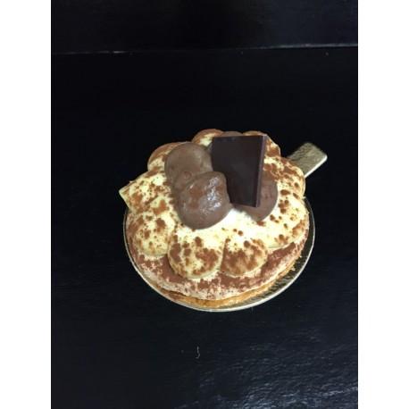 Macaronnade 3 chocolats