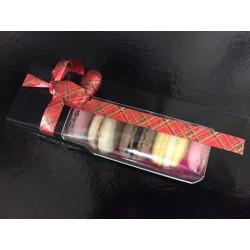 Boîte cadeau 6 macarons