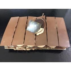 Mille feuilles chocolat