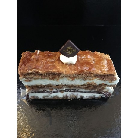 Mille feuille nature